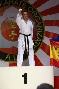 Pascal Vigneron Champion du monde WAKO