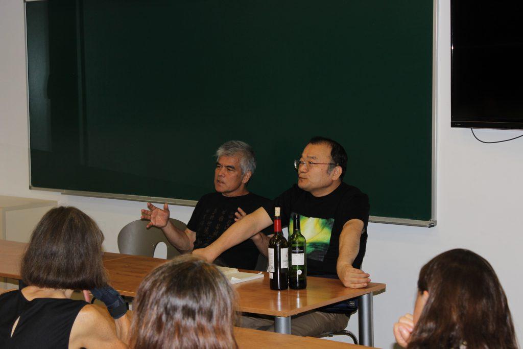 Barcelona 2016 - Conference du Dr Yayama